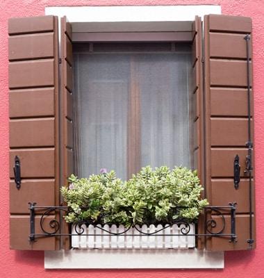 Window Shutter Types